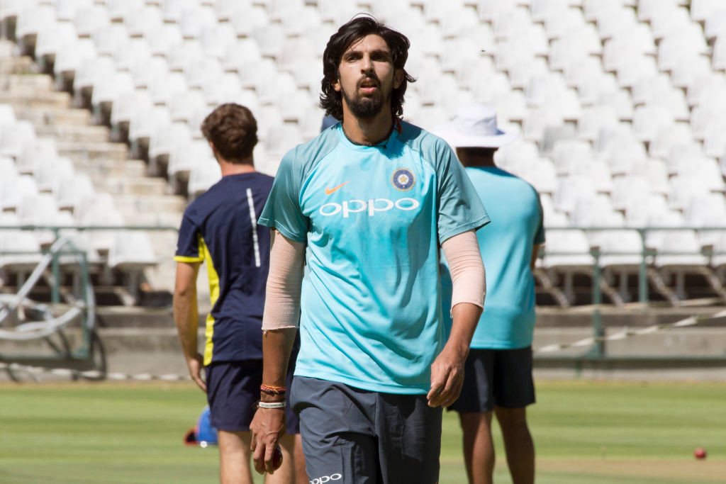 Ishant's extra bounce could be handy at Centurion.