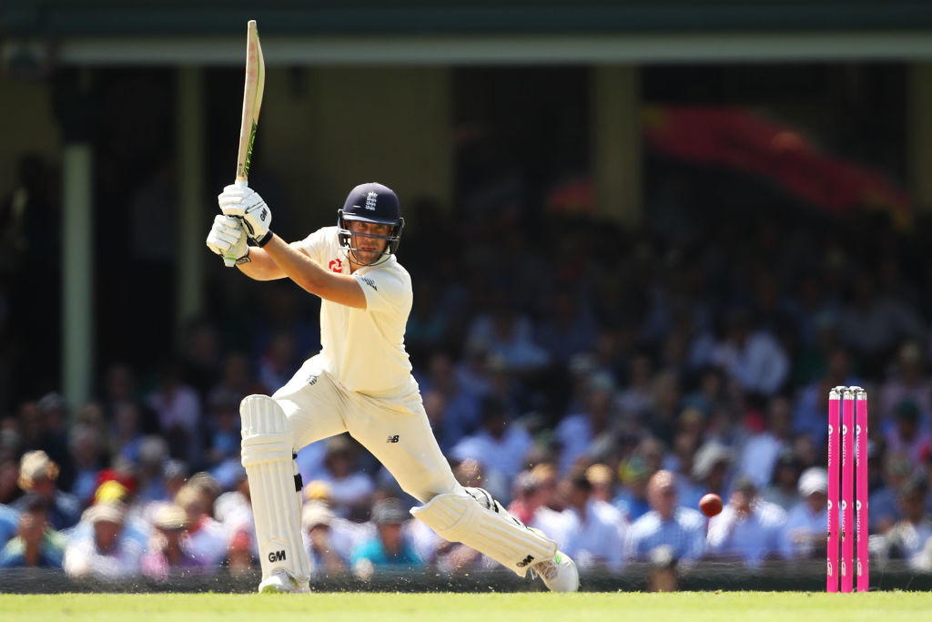 Malan notched up his third half-century on the tour.