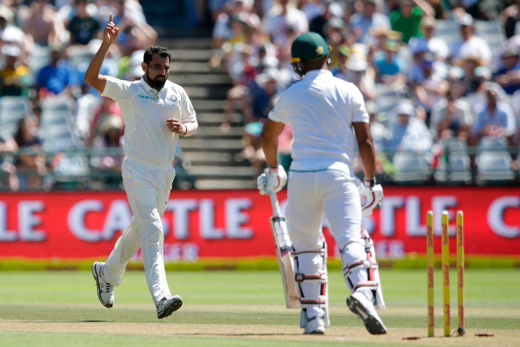 India's bowlers have picked up 20 wickets in both of the Tests so far.
