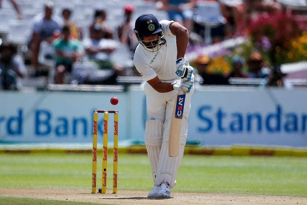 Sharma has struggled overseas in his career so far.