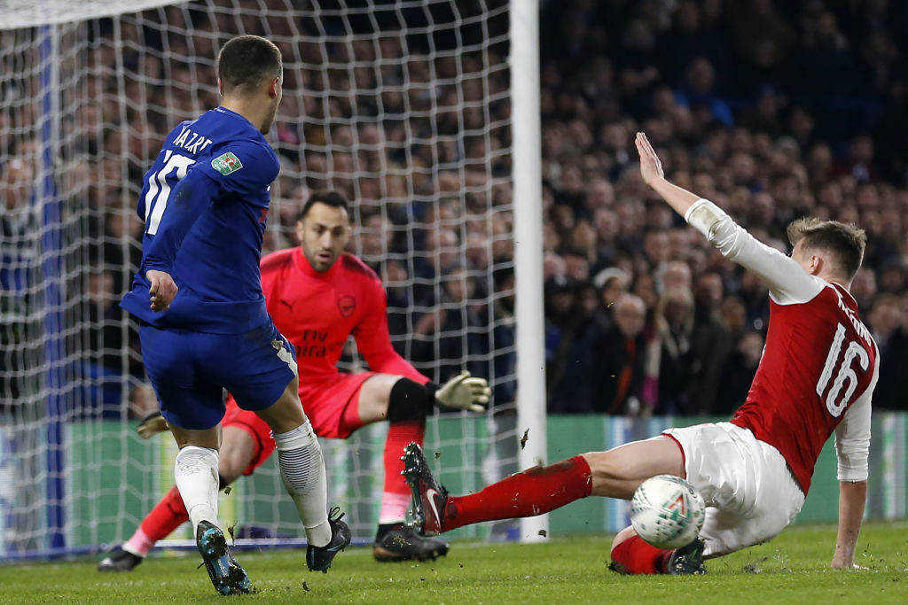 Hazard and co. left frustrated