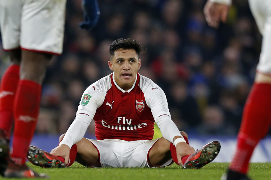Sanchez on his way out?