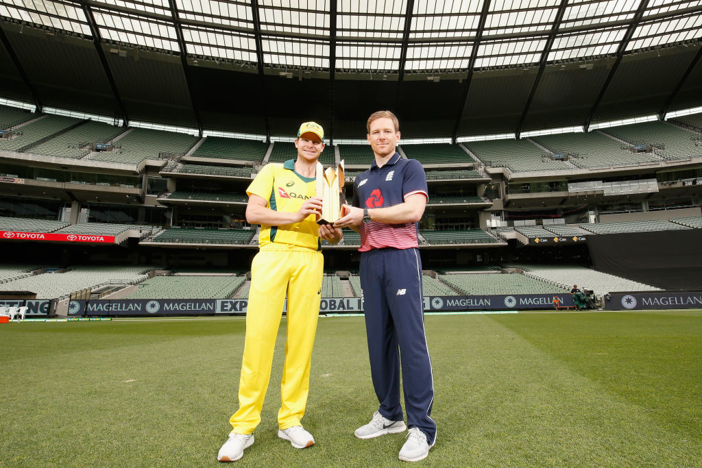 Australia crash to one-day series defeat