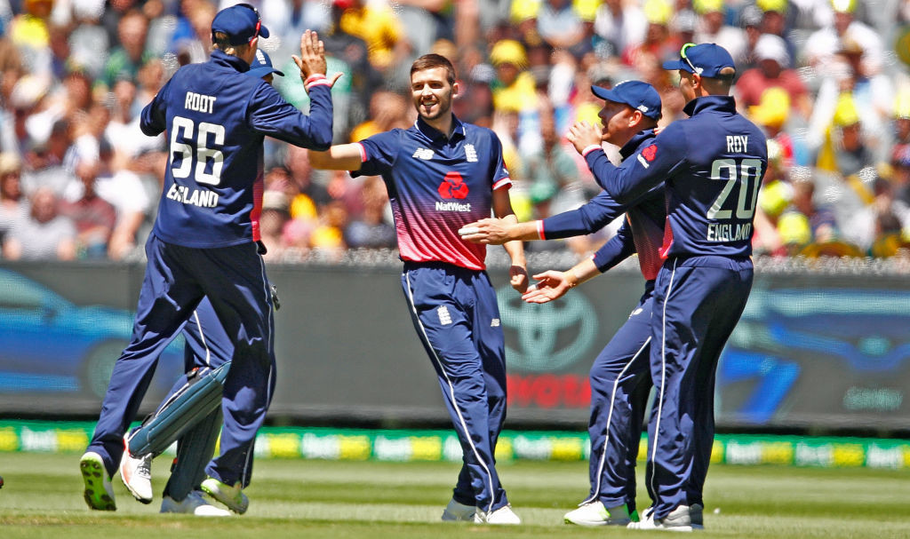 Wood rocked Australia with two wickets and an extremely tight spell.