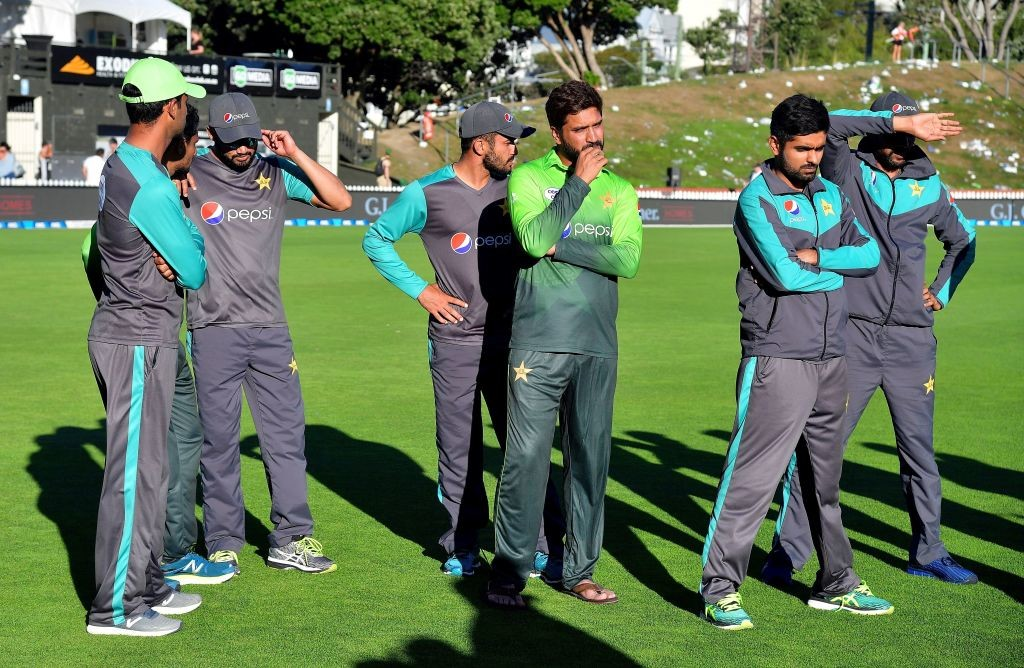 Pakistan will look to break a 12-match losing streak against New Zealand.