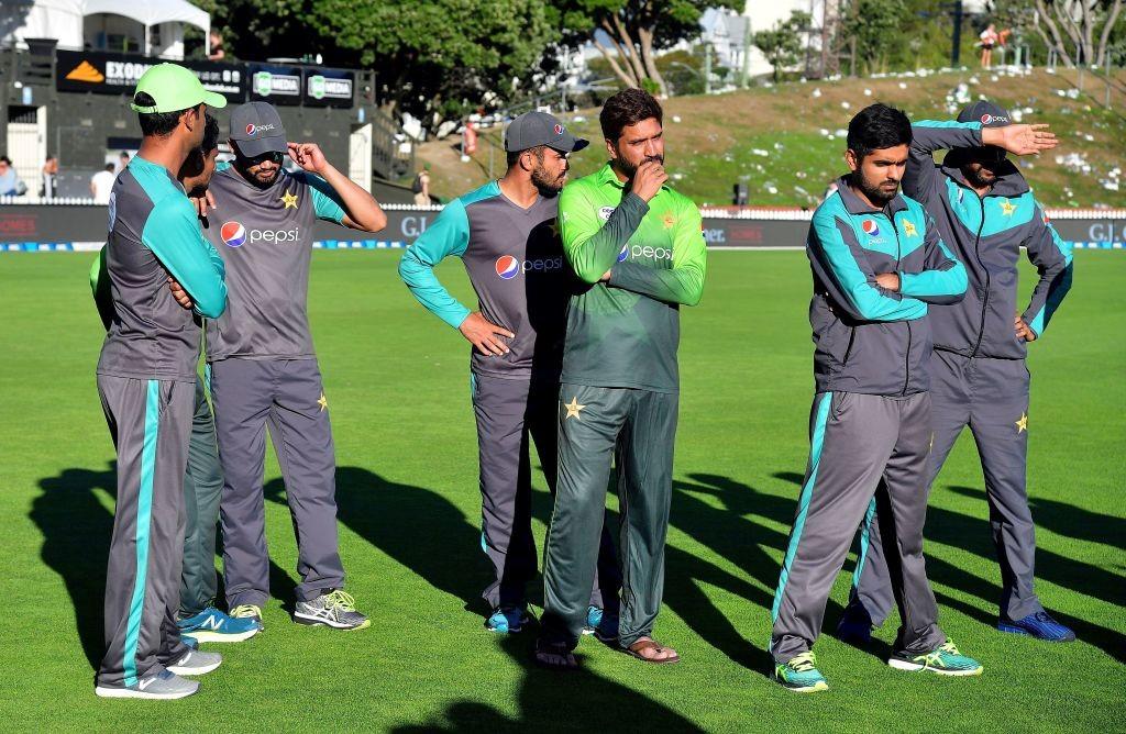 Pakistan will look to break a 12-match losing streak against New Zealand.