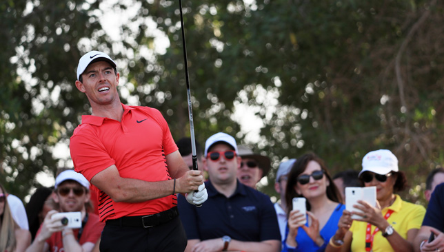 Rory McIlroy 'in a better place' after return to action