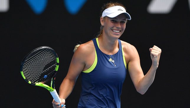 AUSTRALIAN OPEN - Wozniacki goes through, Kontaveit upsets Ostapenko