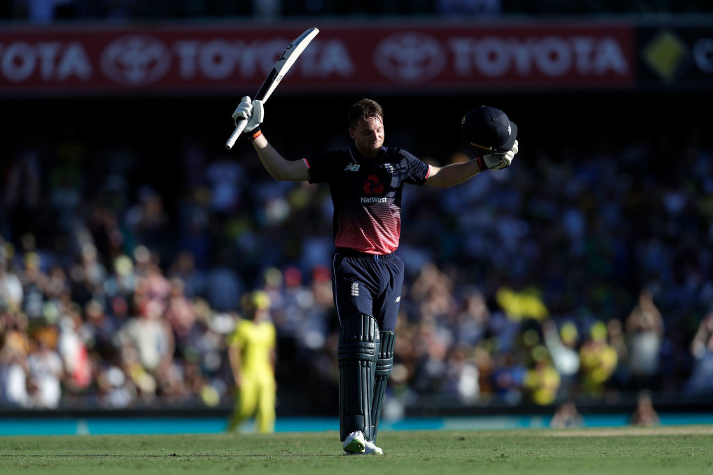 Buttler's brisk ton shifted the momentum in England's favour.