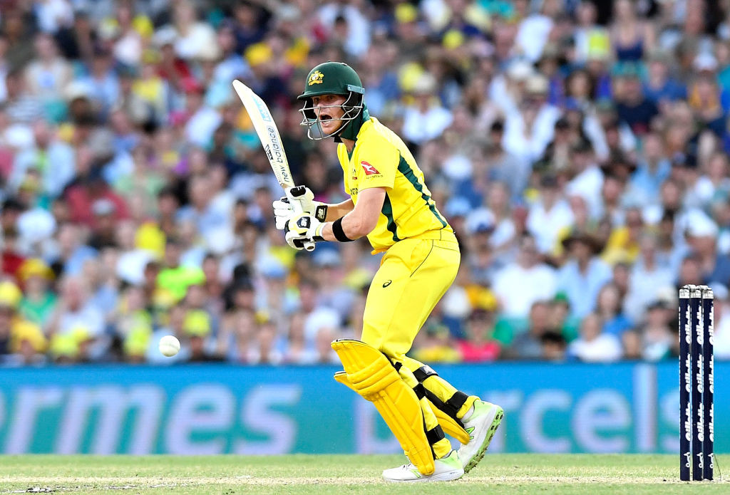 Smith's inability to score quick has hurt Australia in the latter overs.