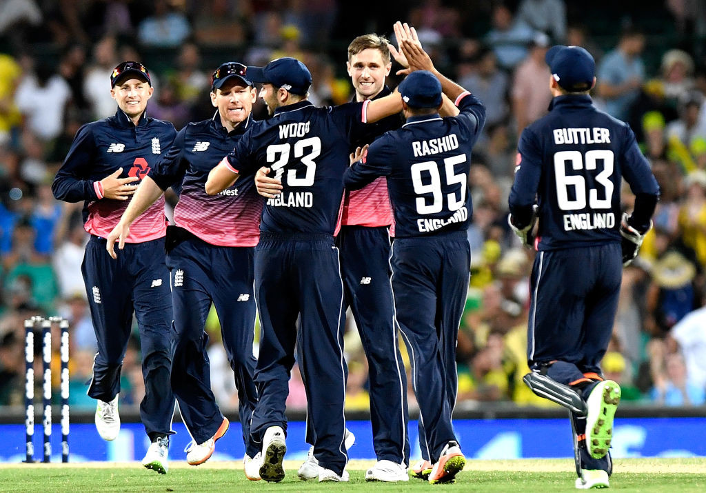 Woakes put in a match-winning all-round show for the second game running.