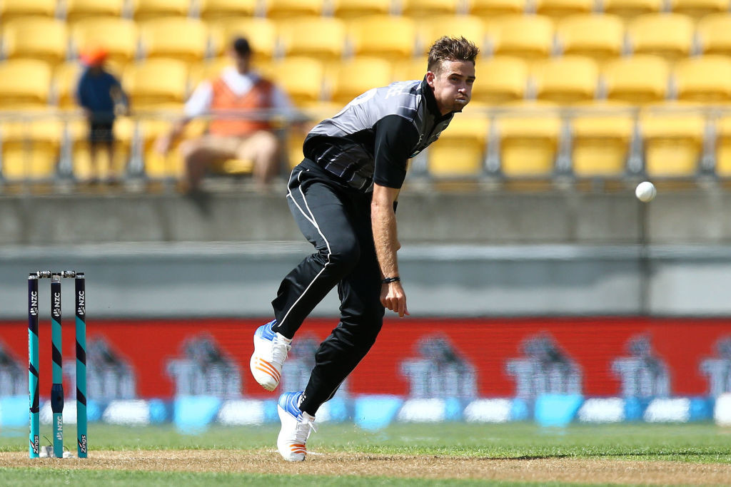 Southee led by example with the new ball in hand.