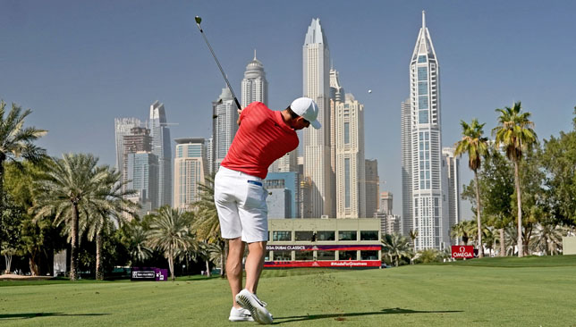 Rory McIlroy hoping to make up for lost time in Dubai