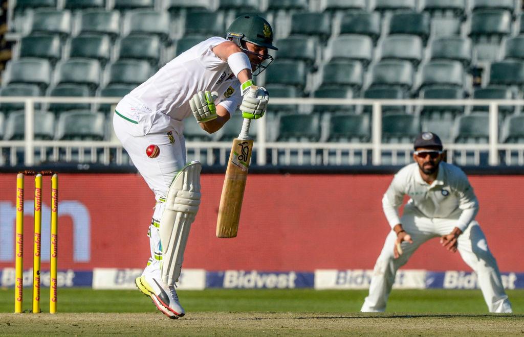 Balls kept exploding off the pitch as batsmen kept suffering body blows.