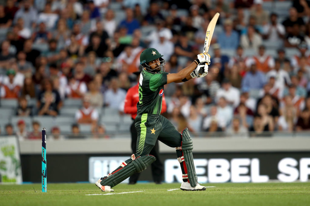 Babar Azam was back to his best after enduring a lean patch.