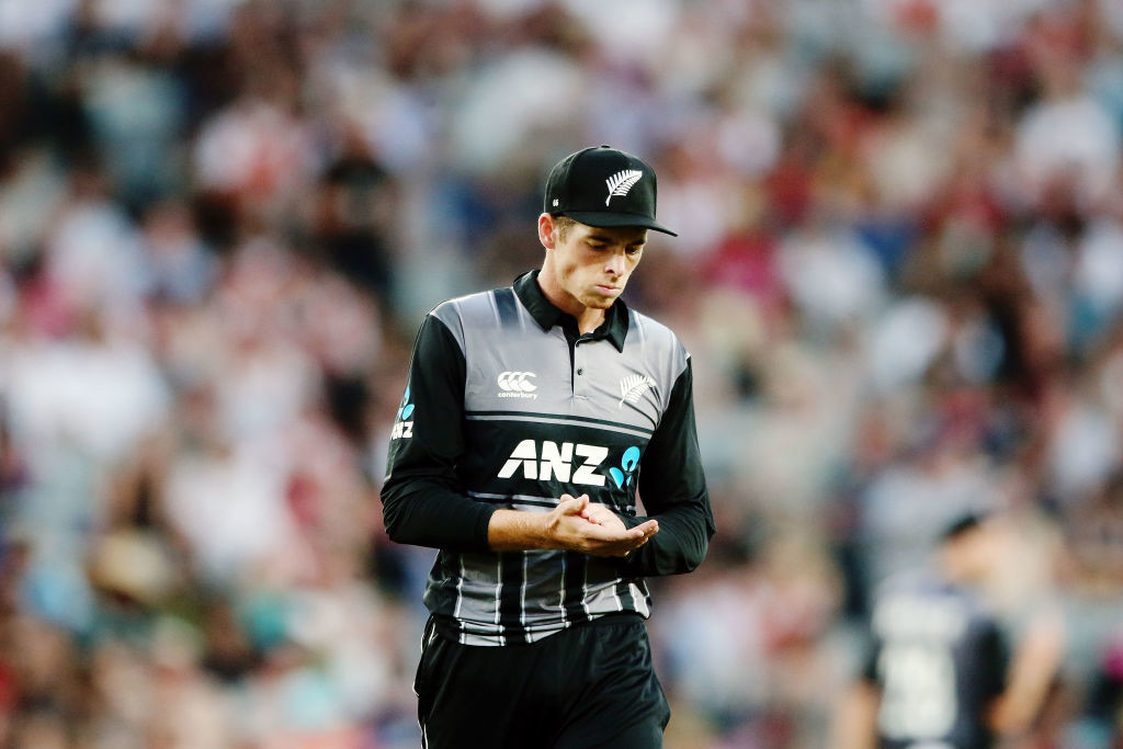 Santner is the No1 ranked T20 bowler in the world currently.