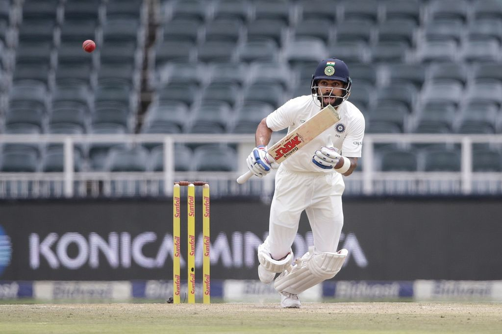 Kohli played a captain's hand on a difficult track.