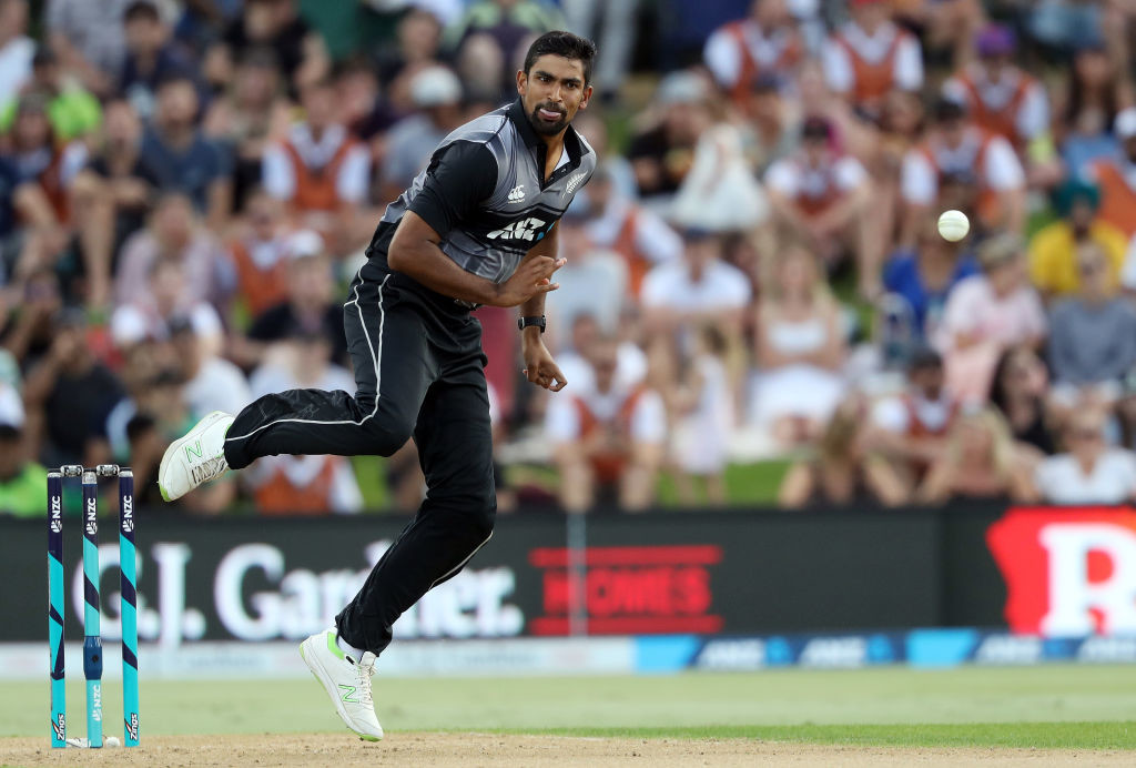 Ish Sodhi bowled one of his worst T20I spells.