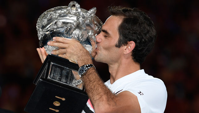 9c94e9615bbd Roger Federer wins the Australian Open - The numbers behind his 20th Grand  Slam success - Article - Sport360