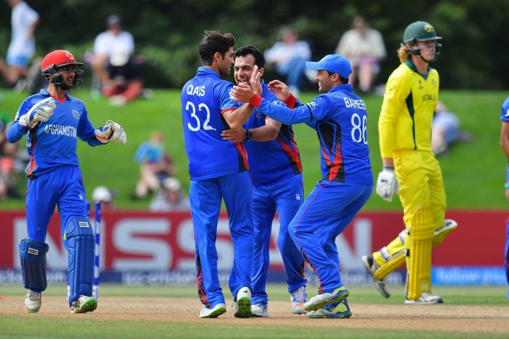 Ahmad has been the star of Afghanistan's run to the semi-finals.