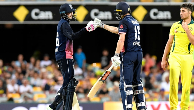 Jos Buttler century helps England to ODI series win over Australia