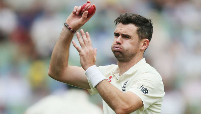 Jimmy Anderson needs to strike early for England