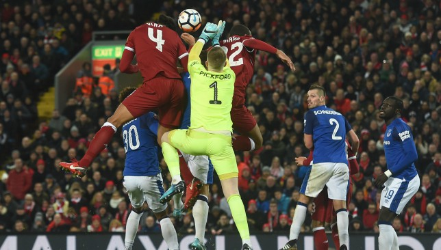 Reports: Liverpool Star Facing Probe Over Racism Claims By Everton Player