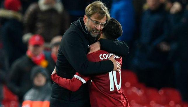 Liverpool Ready For Lemar Move When Coutinho Leaves