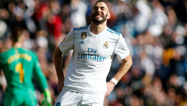 Karim Benzema has come under-fire from critics.