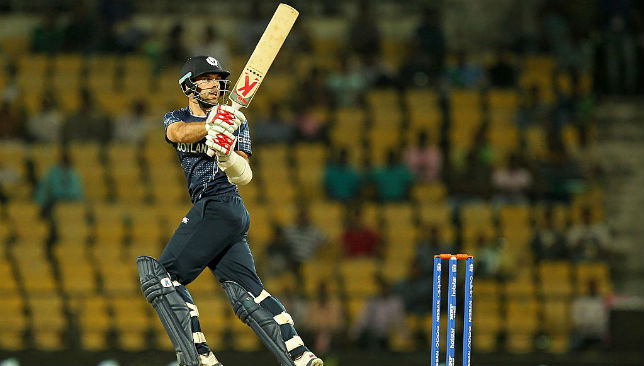 Coetzer played an important knock.