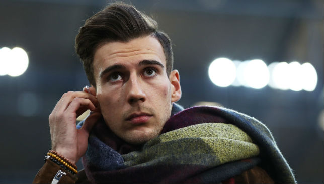 Schalke's Goretzka signs contract to join Bayern next season