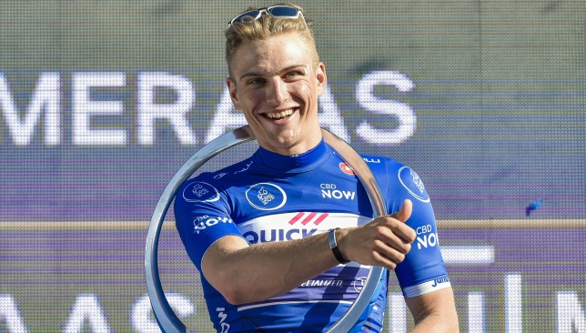Marcel Kittel won back-to-back crowns in Dubai.