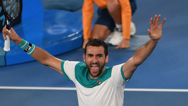 Australian Open: Cilic routs ailing Edmund to book place in Sunday's final