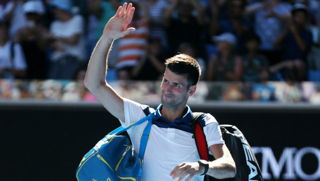 Djokovic hits back at Australian Open boycott suggestions