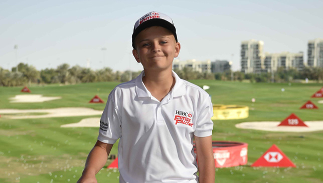Tommy Fleetwood and Hideto Tanihara lead Abu Dhabi HSBC Championship after Round 1