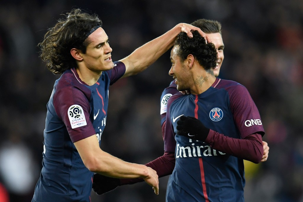 PSG are without a host of stars, including Edinson Cavani and Neymar.