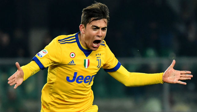 5666cdc6a21 Paulo Dybala to Manchester United and other latest paper transfer rumours
