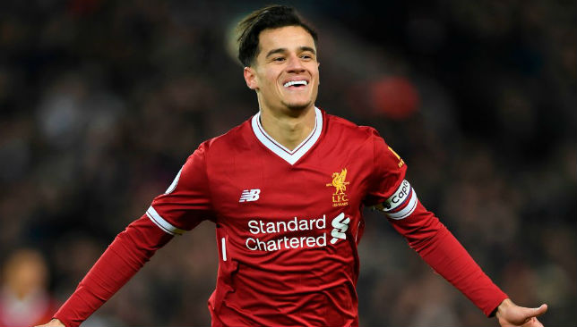 Philippe Coutinho 6