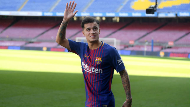 Kovac says Coutinho will not start for Bayern on Saturday