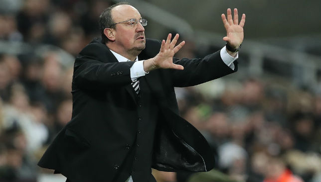 Can Rafa Benitiez keep the Magpies up?