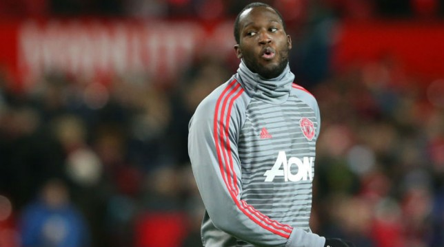 Sympathy for the Devil: Romelu Lukaku has backed De Gea to bounce back.