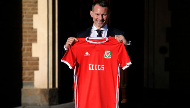 Man Utd legend Ryan Giggs set to be announced as Wales manager