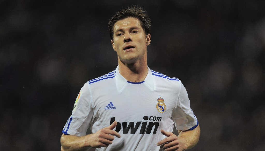 Fan favourite: Xabi Alonso