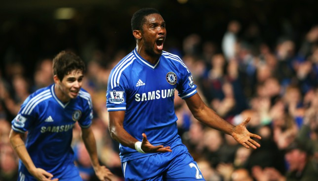 Former Barca forward Eto'o signs with Konyaspor