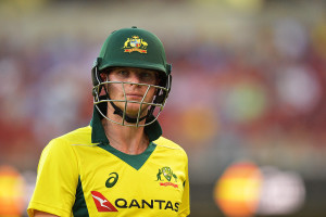 Steve Smith has come down to earth with a thud in the ODI series