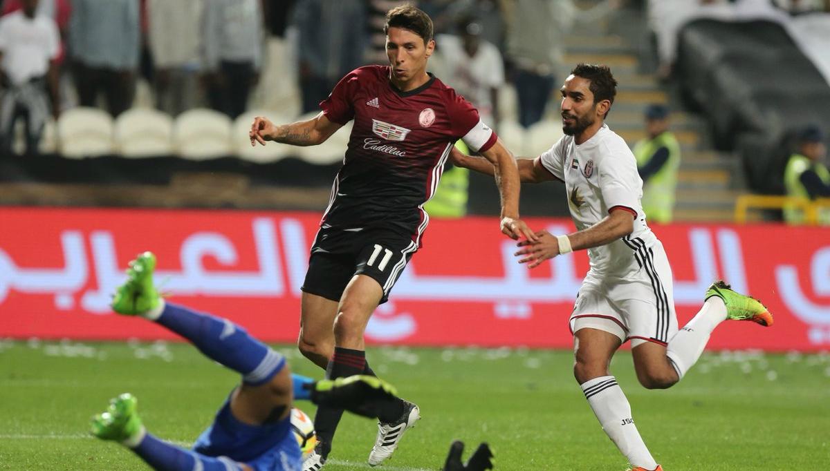 Al Wahda hitman Sebastian Tagliabue targets more goals and Arabian ...