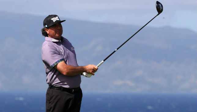 Pat Perez in action.