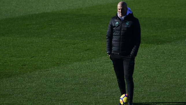 We´re not that bad - Zidane defends struggling Madrid
