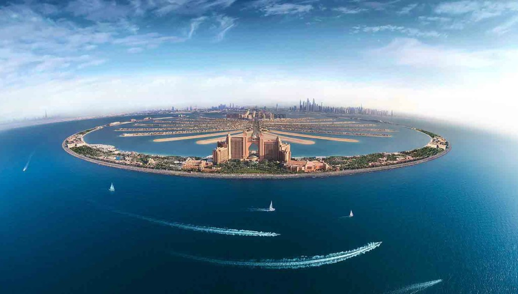 Dubai icon: Palm Jumeirah