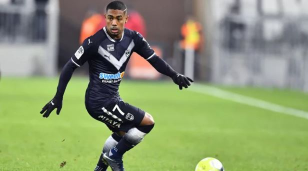 Is Malcom on the move? The French winger is said to be keen on a move to PSG.